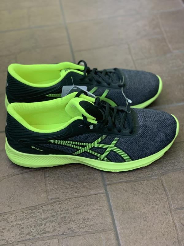 Кросівки ASICS Nitrofuze T6H3N, фирменные кроссовки для бега 42 размер