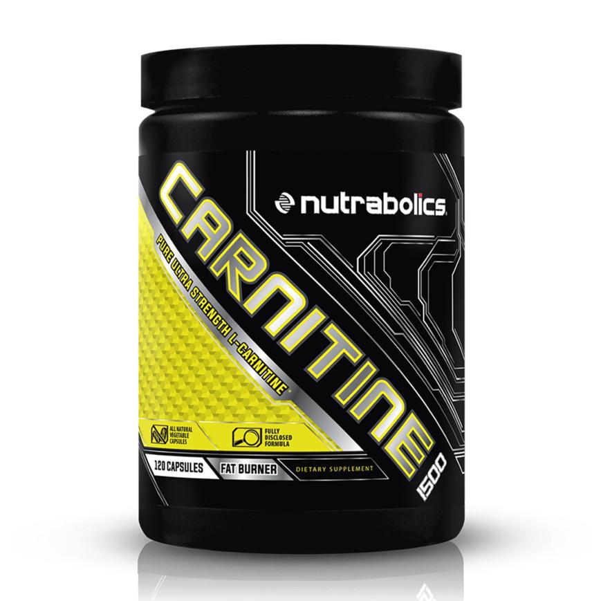 Carnitine 1500 (120 caps) NutraBolics