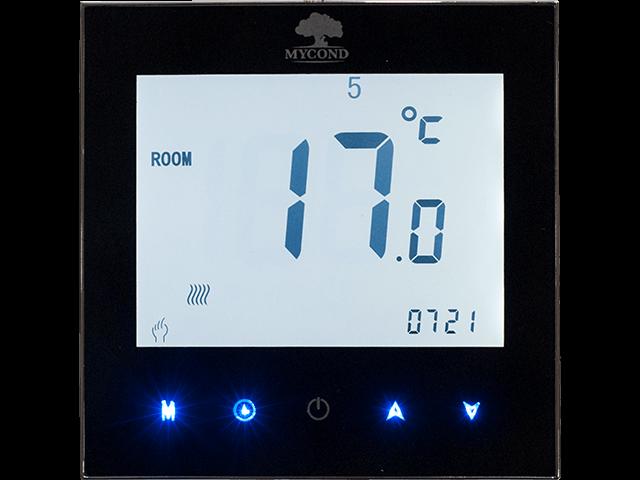 Терморегулятор для теплого пола Mycond WIRELESS TOUCH