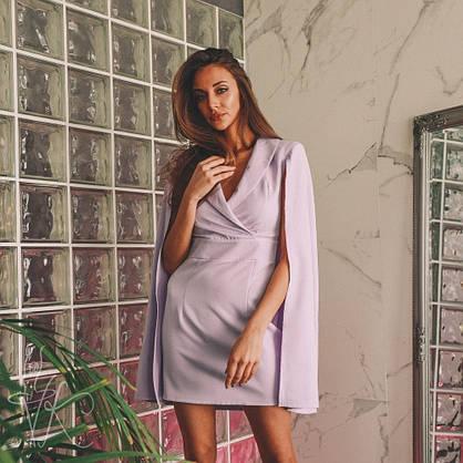 Изумительное платье с накидкой, фото 2