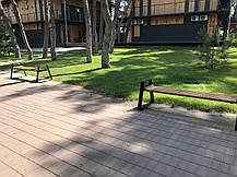 Парковая скамья Бонго-А (Rud ТМ), фото 2