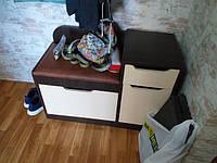 тумба для обуви ТО-12 венге комби