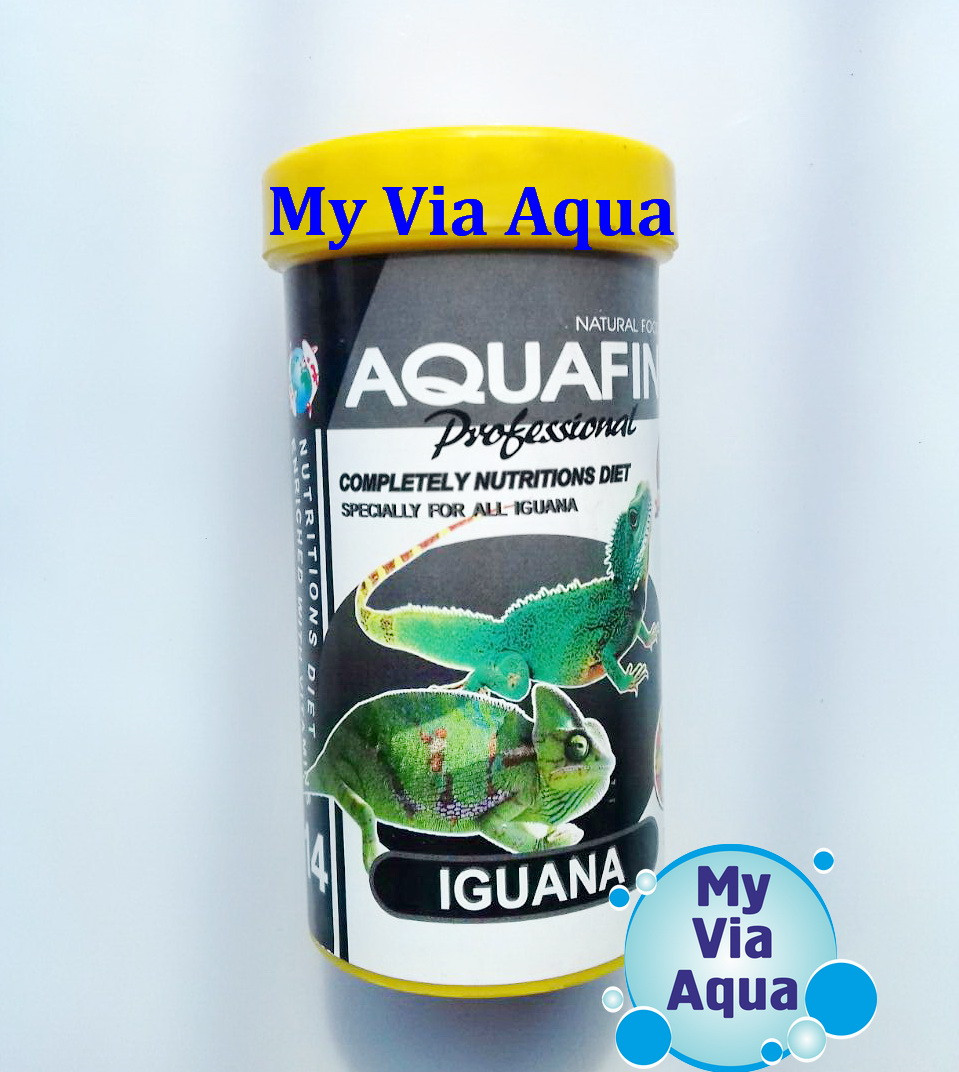 IGUANA, - корм в пеллетах для игуан, 250 мл
