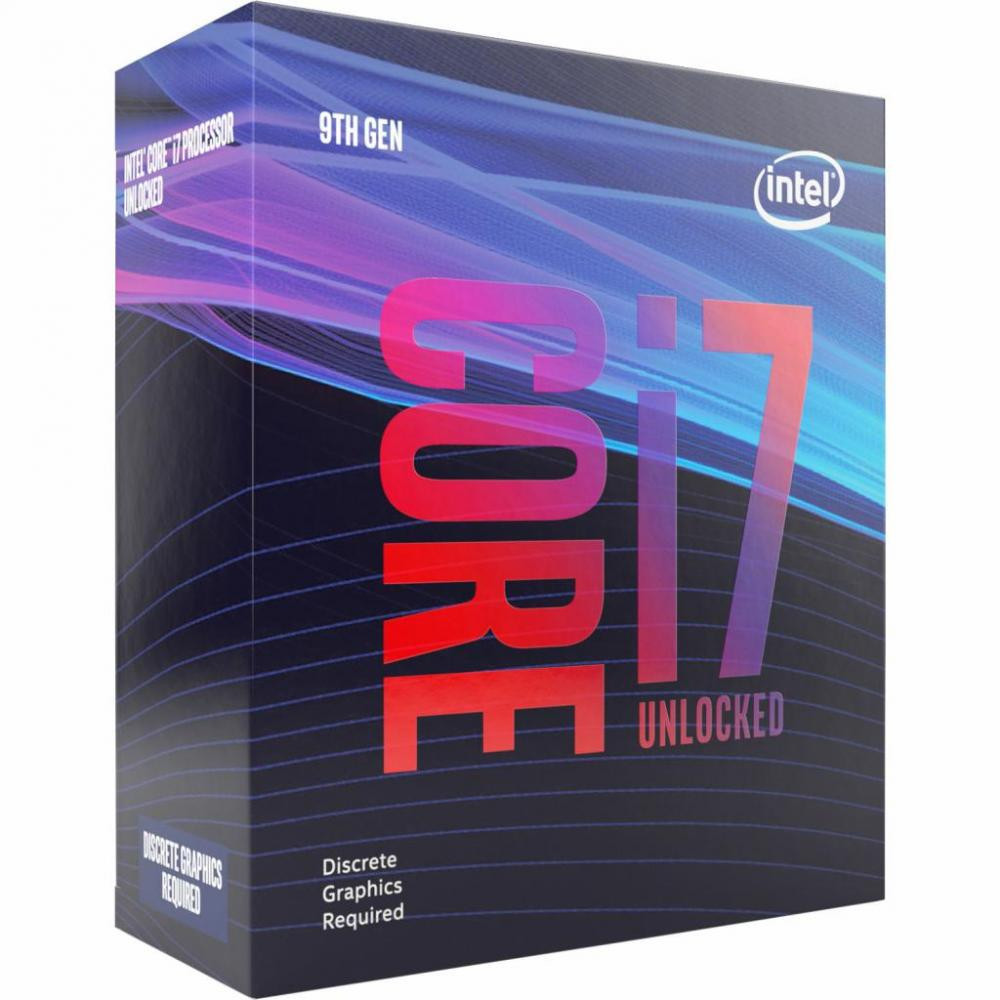 "Процессор Intel Core i7-9700F (BX80684I79700F) 3.0 ГГц  Socket 1151-V2 ""Over-Stock"" Б/У"