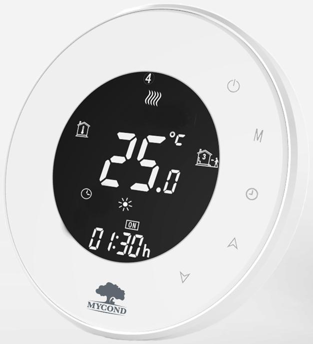 Терморегулятор для теплого пола Mycond WIRELESS ORB