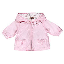 Детская ветровка для девочки Одежда для девочек 0-2 BRUMS Италия 141BCAA001 Розовый весенняя осенняя