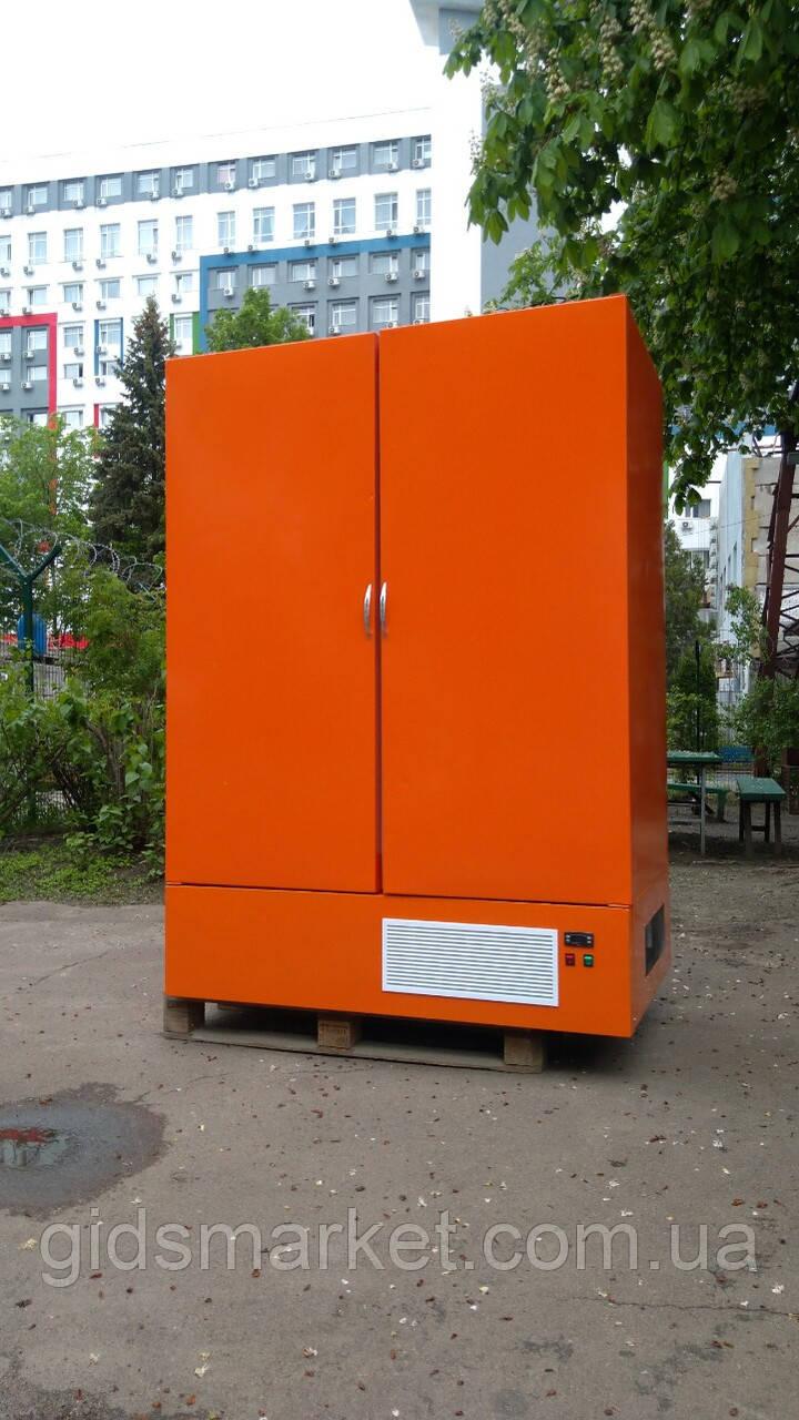 Морозильный шкаф Технохолод 1200 л. морозилка б/у.