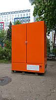 Морозильный шкаф Технохолод 1200 л. морозилка б/у., фото 1