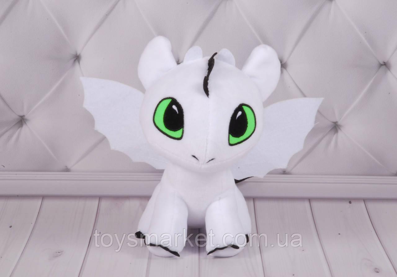 Мягкая игрушка Стефани, детеныш Беззубика и Дневной Фурии, Как приручить дракона