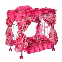 Детская кроватка для кукол 9350 Е MELOGO. МО. Гарантия качества. Быстрая доставка.