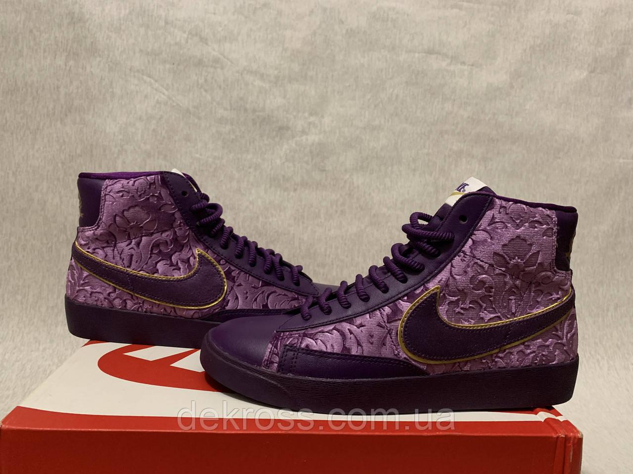 Кросівки Nike Blazer Mid (39) Оригінал AV8437-500