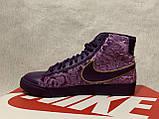 Кросівки Nike Blazer Mid (39) Оригінал AV8437-500, фото 2