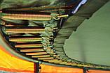 Батут спортивний Tima Sport Jumpi 14 FT 430\435 див. Відео!, фото 7