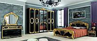 Спальня Реджина Блек Голд