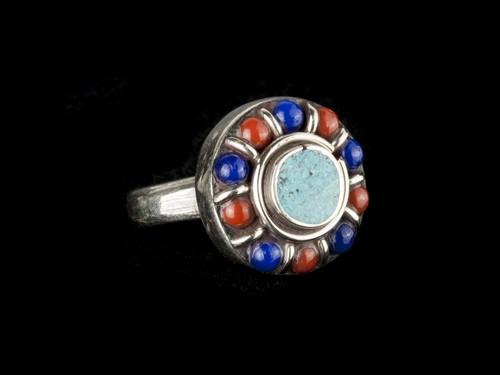 Перстень восточный женский