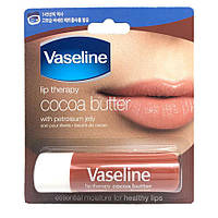 Гигиеническая губная помада Vaseline Cocoa Butter