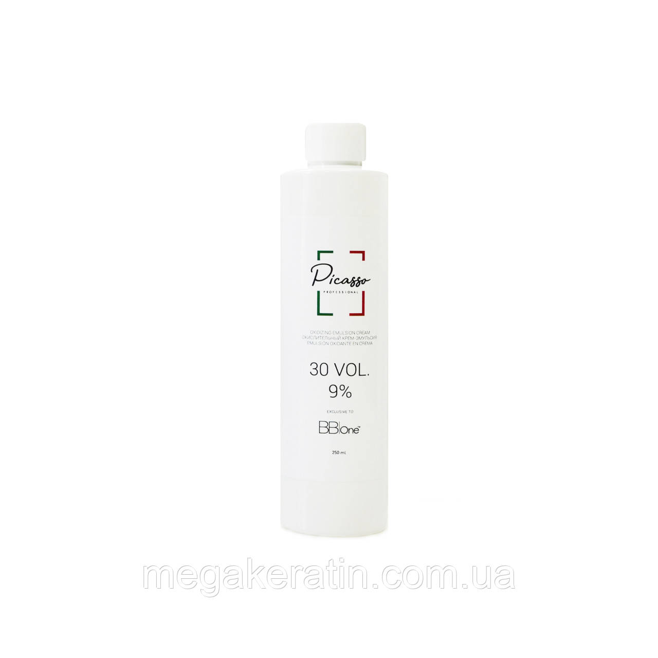Окислительный крем-эмульсия 9% BBOne 250 мл