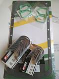 Вкладыши коренные Samand 1.8 стандарт или ремонт +0,3/+0,5, фото 2