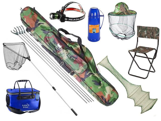 Рыболовные наборы аксессуаров