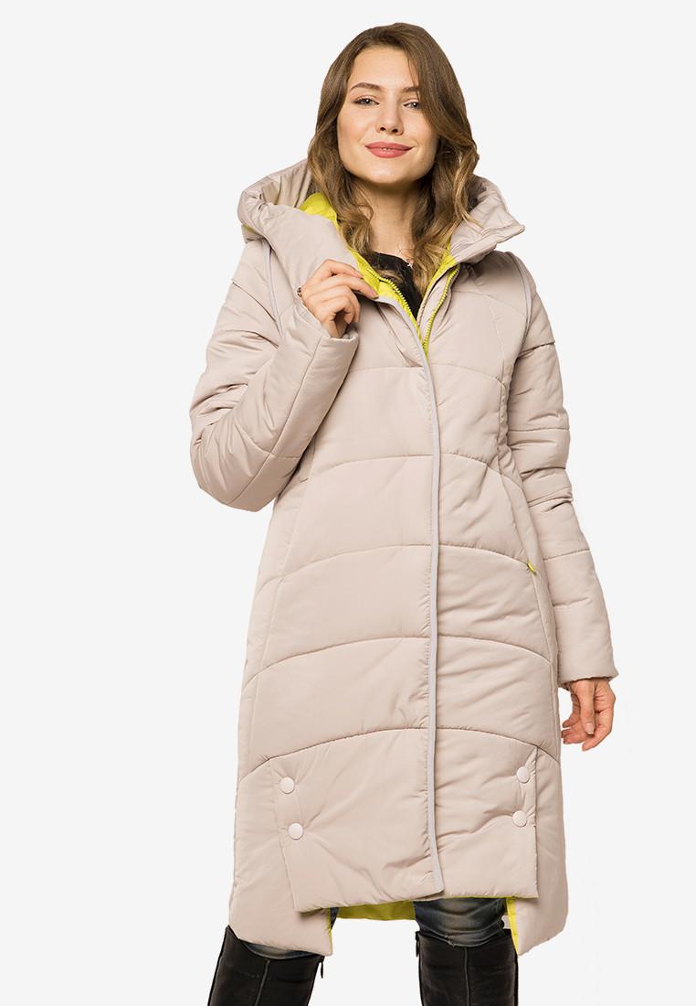 длинная зимняя куртка женская по щиколотку