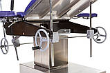 Стол акушерский МТ-400 операционный многофункциональный механика/гидравлика, фото 7