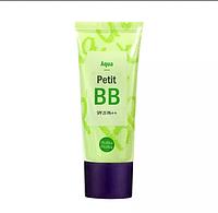 Освежающий BB крем c экстрактом зеленого чая Holika Holika Petit BB Cream Aqua SPF25 PA++ 30ml