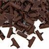 Шоколадная стружка Черная 100 грамм