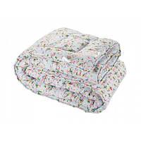 Одеяло зимнее Dotinem Riverton холлофайбер двуспальное 175х210 см Голубой
