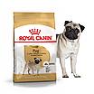 Корм для собак породы мопс Royal Canin PUG ADULT 1,5 кг, фото 2