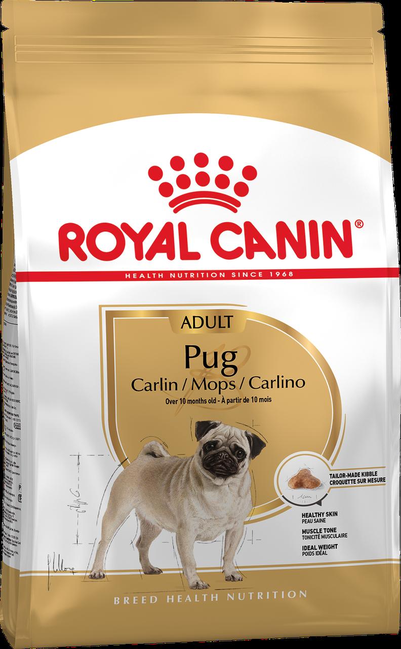 Корм для собак породы мопс Royal Canin PUG ADULT 0,5 кг
