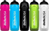 Бутылка спортивная для воды с носиком Water Bottle Sport BioTech USA 750 мл