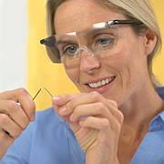 Увеличительные ОЧКИ Big Vision 160%. Для рукоделия. Очки-лупа. Вышивка