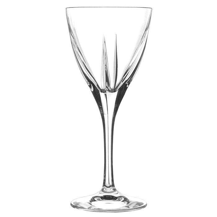 Набор бокалов для воды RCR Fusion 250 мл  6 шт 255520