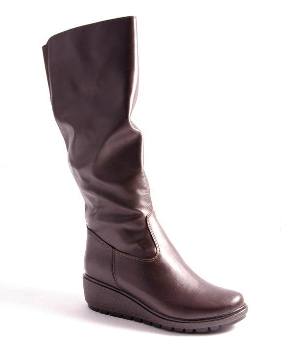 Сапоги женские коричневые Romani 3040206/4 р.36-41