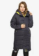 Длинная зимняя женская утепленная куртка Modniy Oazis 90398/3, фото 1
