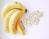 Банан сублимированый (лиофилизированый / сушеный) 50г, фото 1
