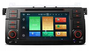 Штатная магнитола 2DIN Android 9 для BMW 3 E46 Wi-fi 32Gb/4Gb