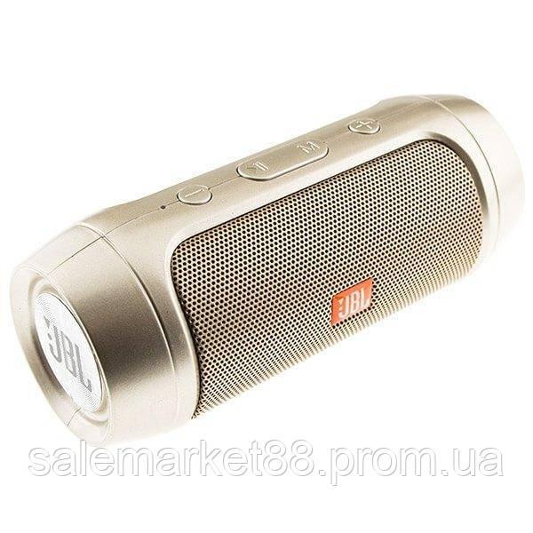 Портативная колонка JBL Charge 2+ MINI W2 - Bluetooth, FM, MP3
