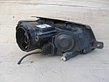 Фара левая для Volkswagen Passat B6, 3C0941005J, 1EL247014-01, 1EL24701401, фото 2