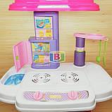 """Детский игровой набор """"Моя кухня"""". Световые и звуковые эффекты. Для детей от 3 лет. LIMO TOY 16641G, фото 5"""