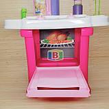 """Детский игровой набор """"Моя кухня"""". Световые и звуковые эффекты. Для детей от 3 лет. LIMO TOY 16641G, фото 10"""