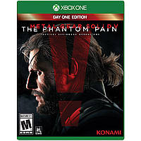 Metal Gear Solid V The Phantom Pain (Xbox One, русские субтитры)
