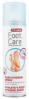 Спрей для ступнів ніг, захисний, проти грибкових інфекцій, 200 мл TITANIA 5333