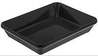 Блюдо для выкладки продуктов One Chef из меламина (148*190*55 мм) ц. черный