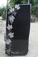 Памятники на кладбище №114