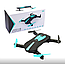 Квадрокоптер селфи-дрон JY018 Mini HD, фото 10