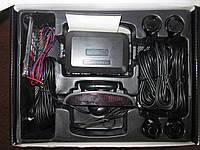 Партроник на 4 6 8 датчиков с LED дисплеем, парковочный радар, датчики. передний
