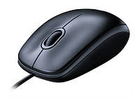 Комп'ютерна миша Logitech B100 Business Black, фото 1