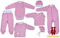 Набір для новонародженого (футер)