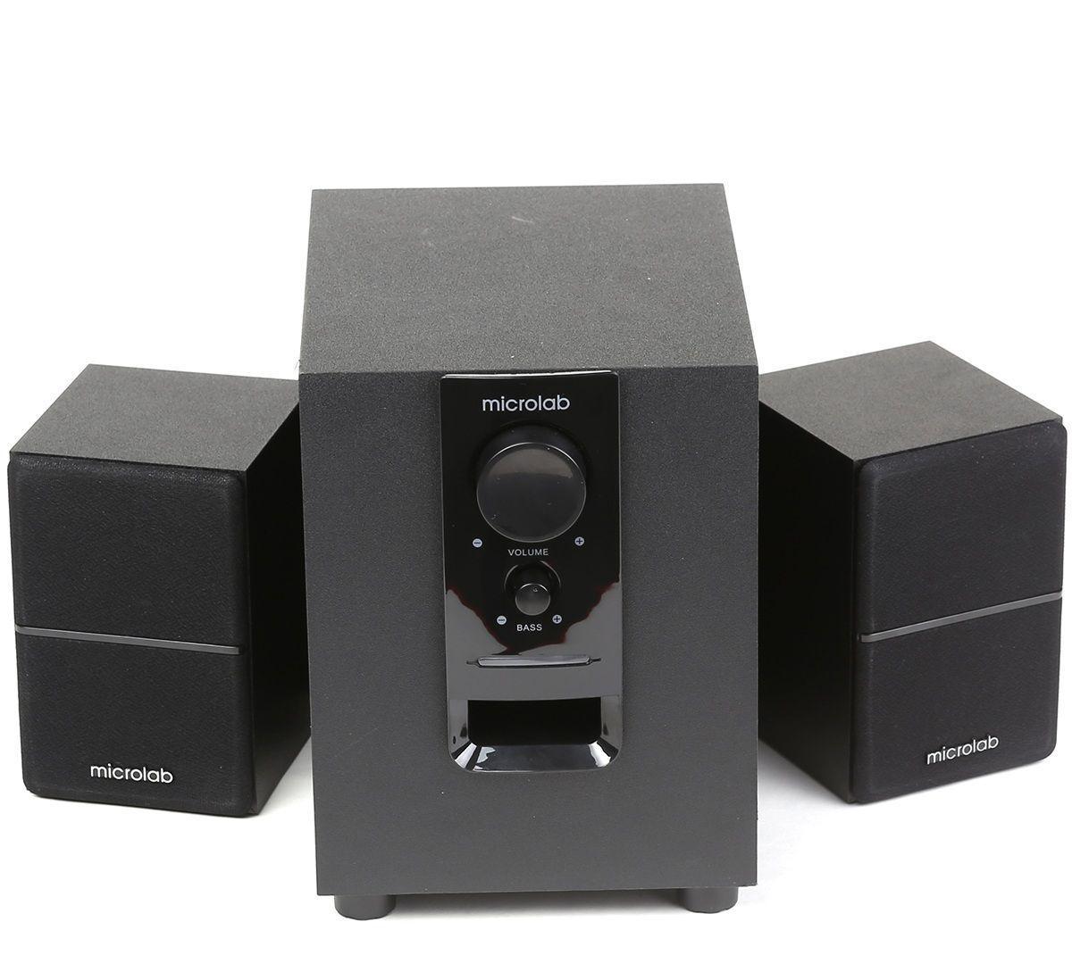 Колонки акустические Microlab M-106 Black